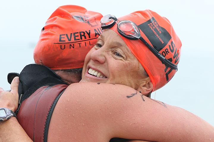 Open Water Swim for ALS