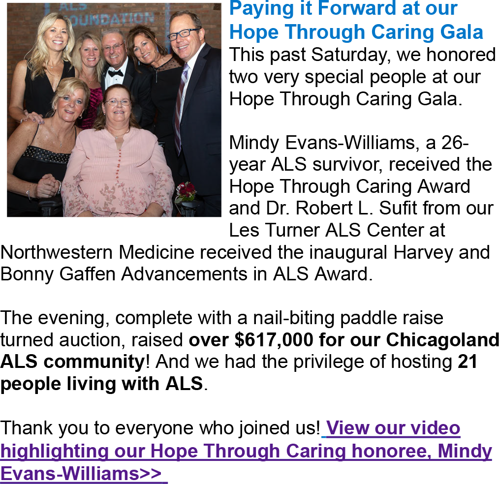 March 2019 Events eNews-3 - Les Turner ALS Foundation